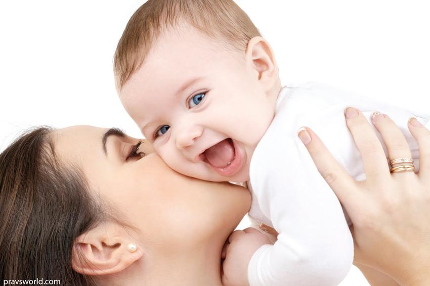 کلام مادرانه کلید تفکر کودکان