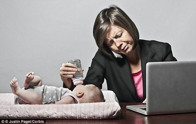 مادران شاغل و رنجهای فرزندانشان!