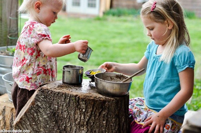کودک، بازی، خلاقیت