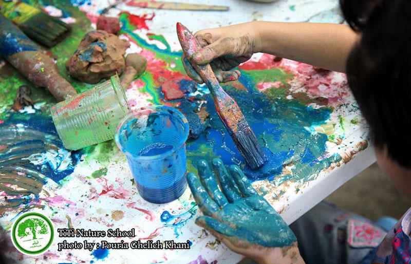 نقاشی و تأثیر آن در رشد کودکان