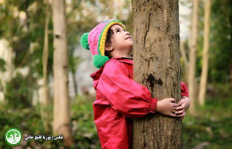 فرهنگسازی رفتارهای محیط زیستی در کودکان