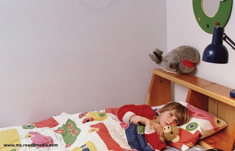 اتاقی برای کودکان بدخواب
