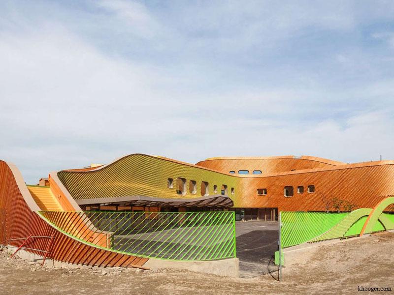 مدرسه Niki de Saint Phalle در فرانسه