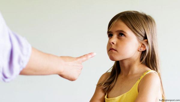 توصیههایی به والدین کودکان را تنبیه نکنید