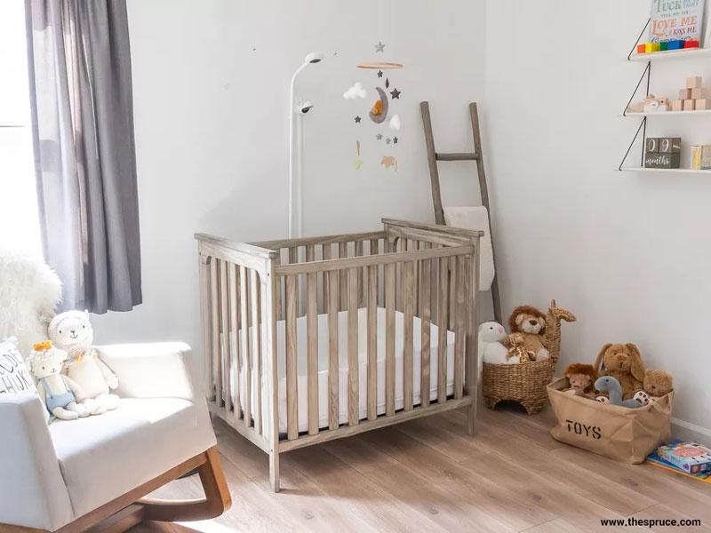 چه بایدها و نبایدهایی را در اتاق کودک رعایت کنیم؟