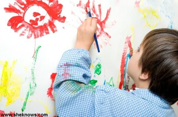 نقاشی کودکان چه میگوید؟
