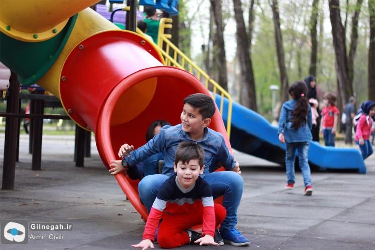 تابستان و سرگرمی های کودک