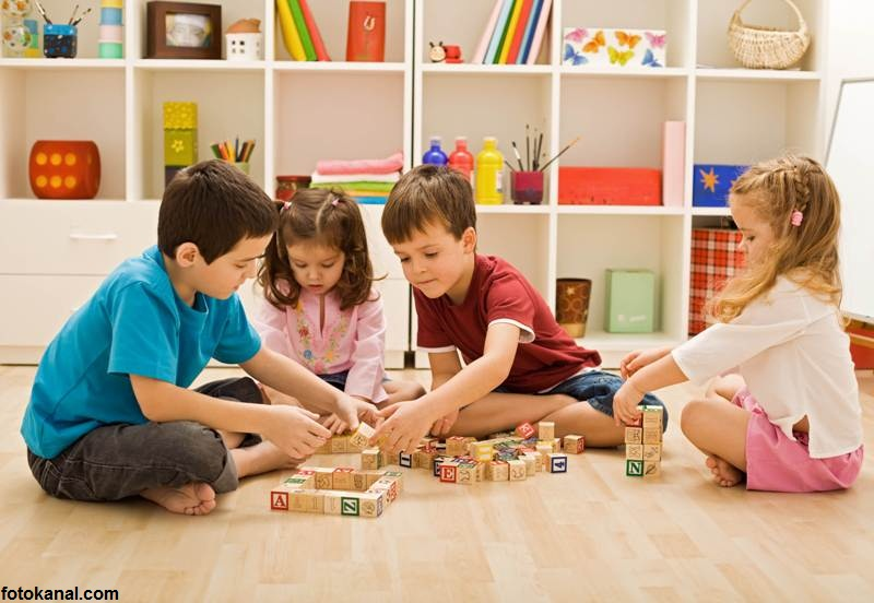 بازی خلاق با کودک
