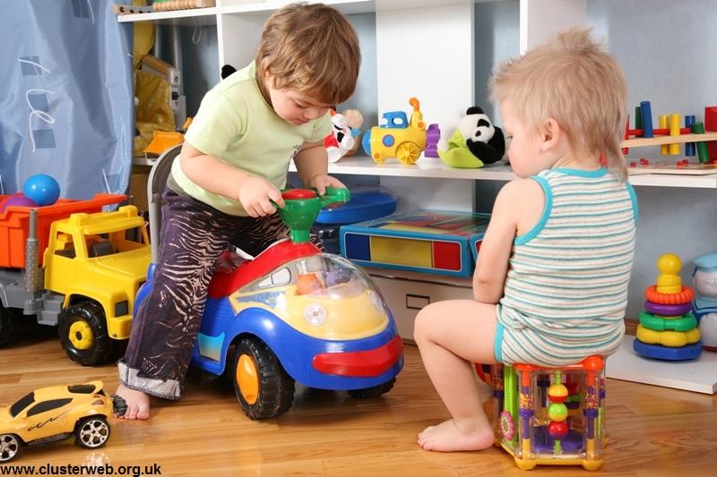 فواید بازی کردن کودکان