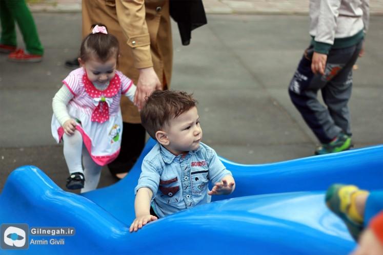 نکاتی درباره ایمنی کودکان هنگام بازی