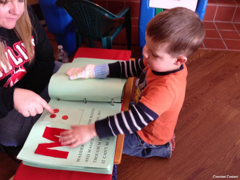 راهنماییهایی برای خانوادههای دارای فرزندان کمبینا یا نابینا