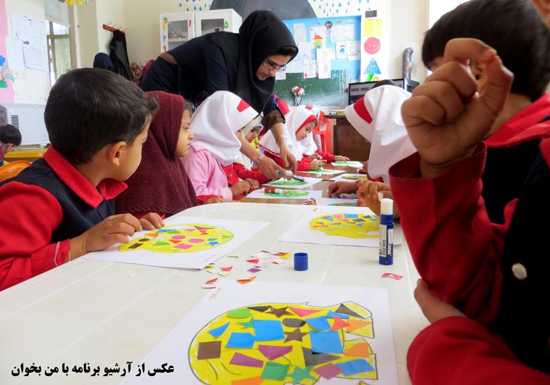 رشد خلاقیت در کودکان و جلوههای آن