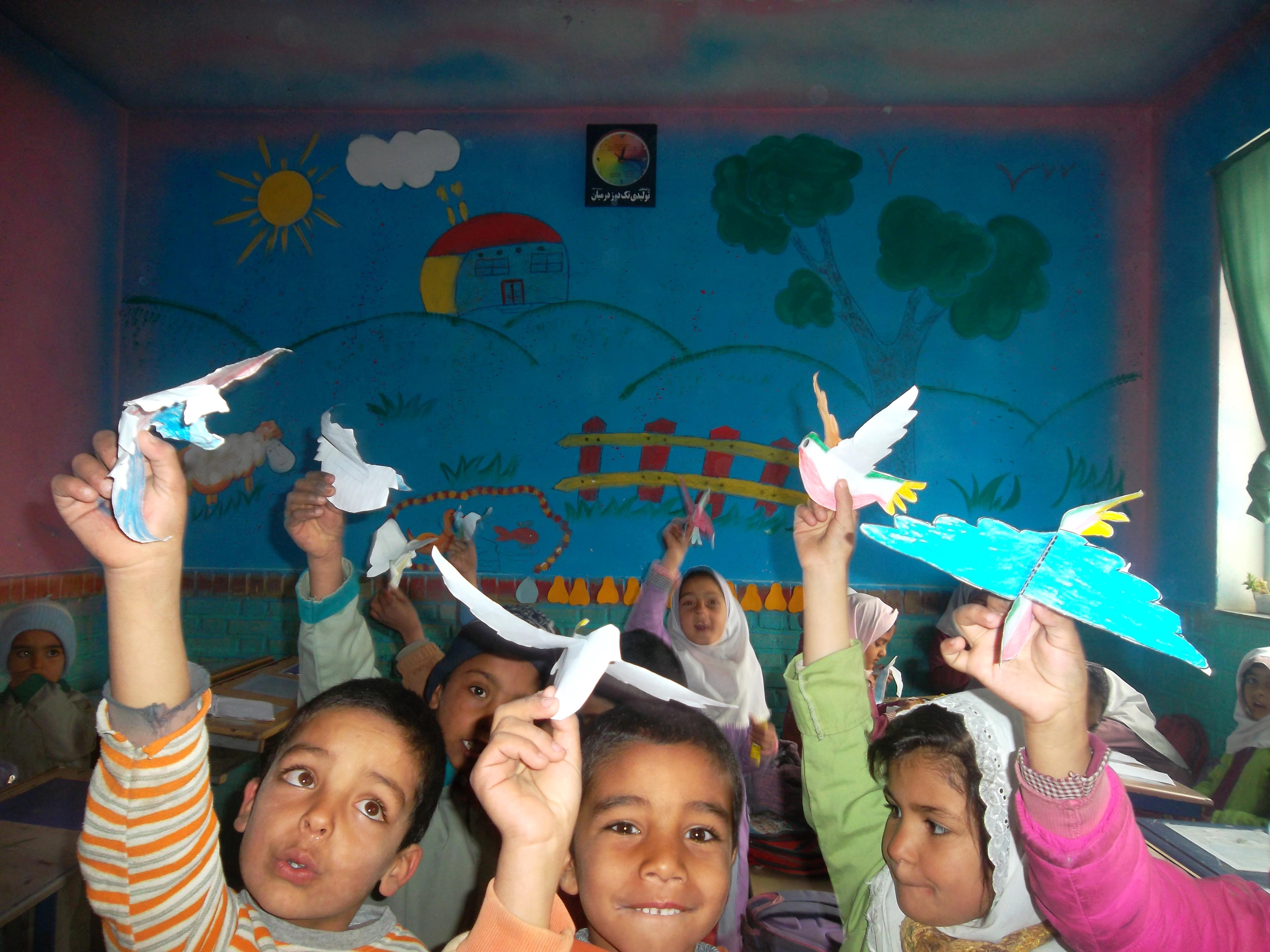 تخیل، بستر خلاقیت در کودکان است