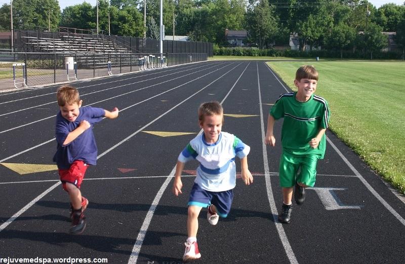 اطلاعاتی در مورد ورزش کودکان