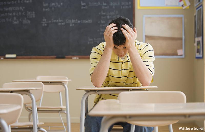 عوامل ترس بچه ها از رفتن به مدرسه