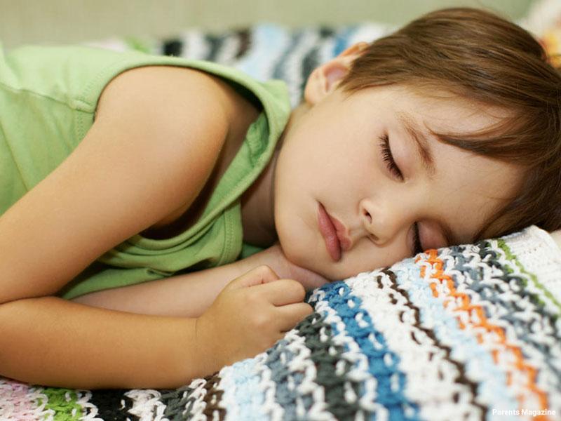 رازهایی برای پرورش کودکی خوش خواب