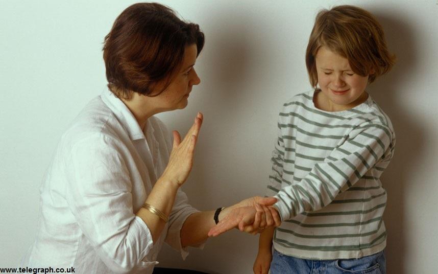 توصیههایی به والدین، کودکان را تنبیه نکنید