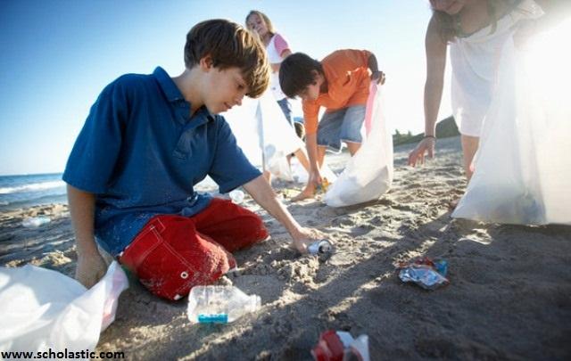کودکان؛ محافظان آینده محیط زیست