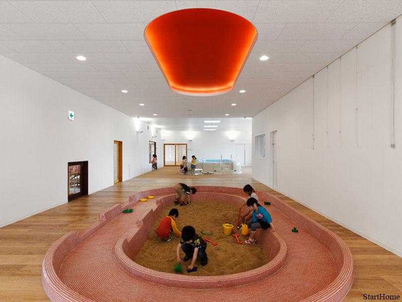 مهدکودک و فضای بازی SP Nursery