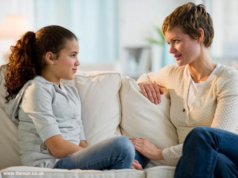 رابطه سبک های فرزندپروری ادراک شده با احساس تنهایی نوجوانان دختر