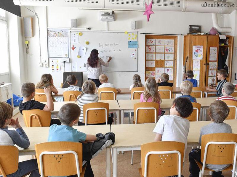 گفت و گو با آزیتا روحی: معلم در سوئد