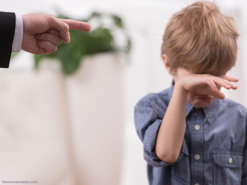 جایگزین های درست برای تنبیه بدنی کودکان چیست؟