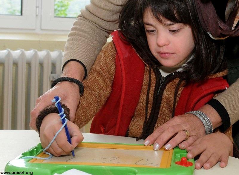 حق و ذوق آموزش را برای کودکان کم توان حفظ کنید
