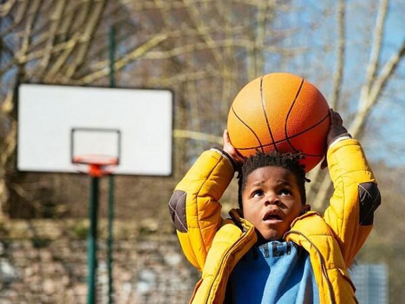 توپ بازی فعالیتی برای کودکان 3 تا 6 سال