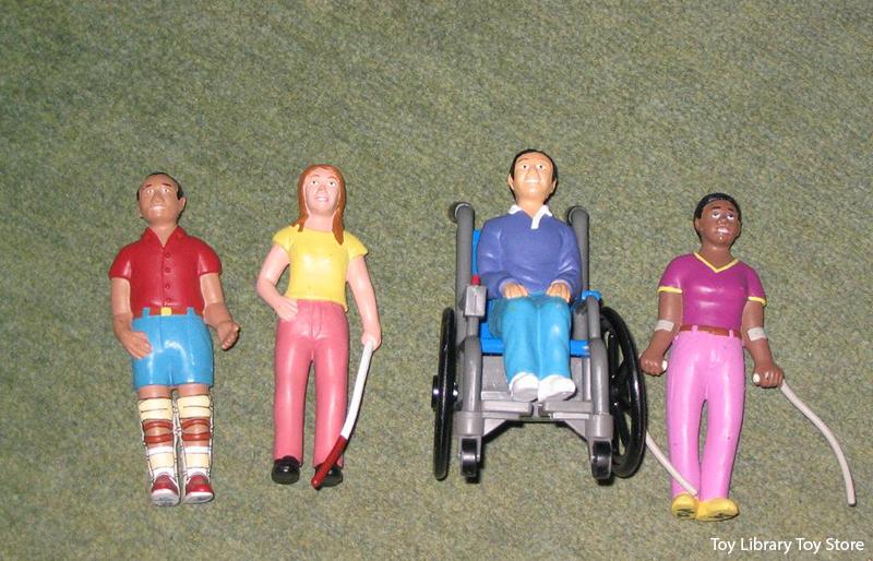 اسباب بازی، راهی برای آشنایی كودكان با معلولیت