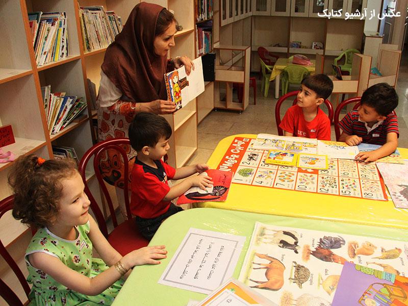 آموزش زبان به کودکان پیش دبستانی